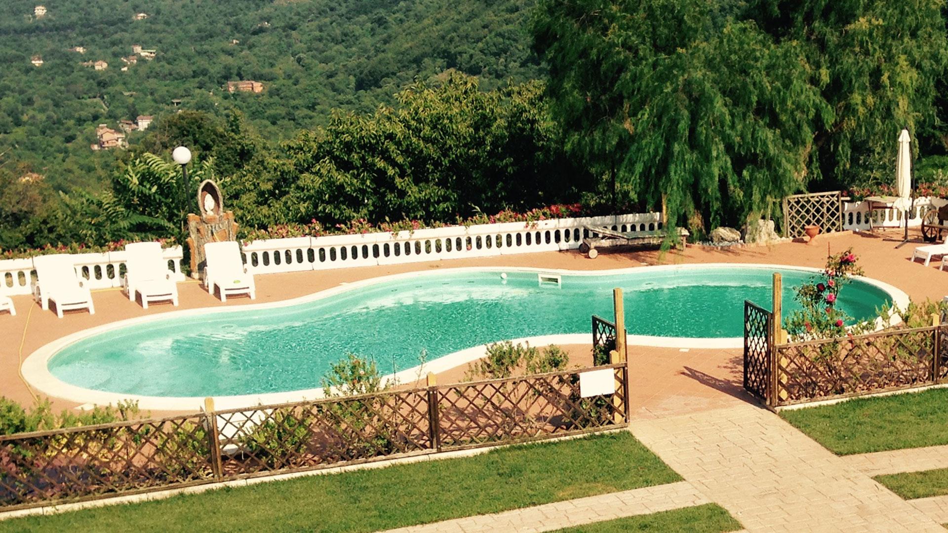 Agriturismo L 39 Uliveto Nocera Inferiore Salerno Azienda